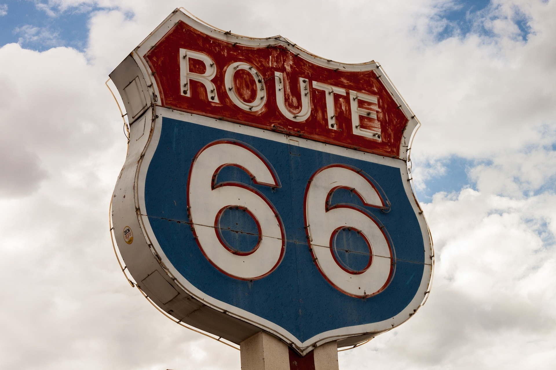 Road-trip Route 66