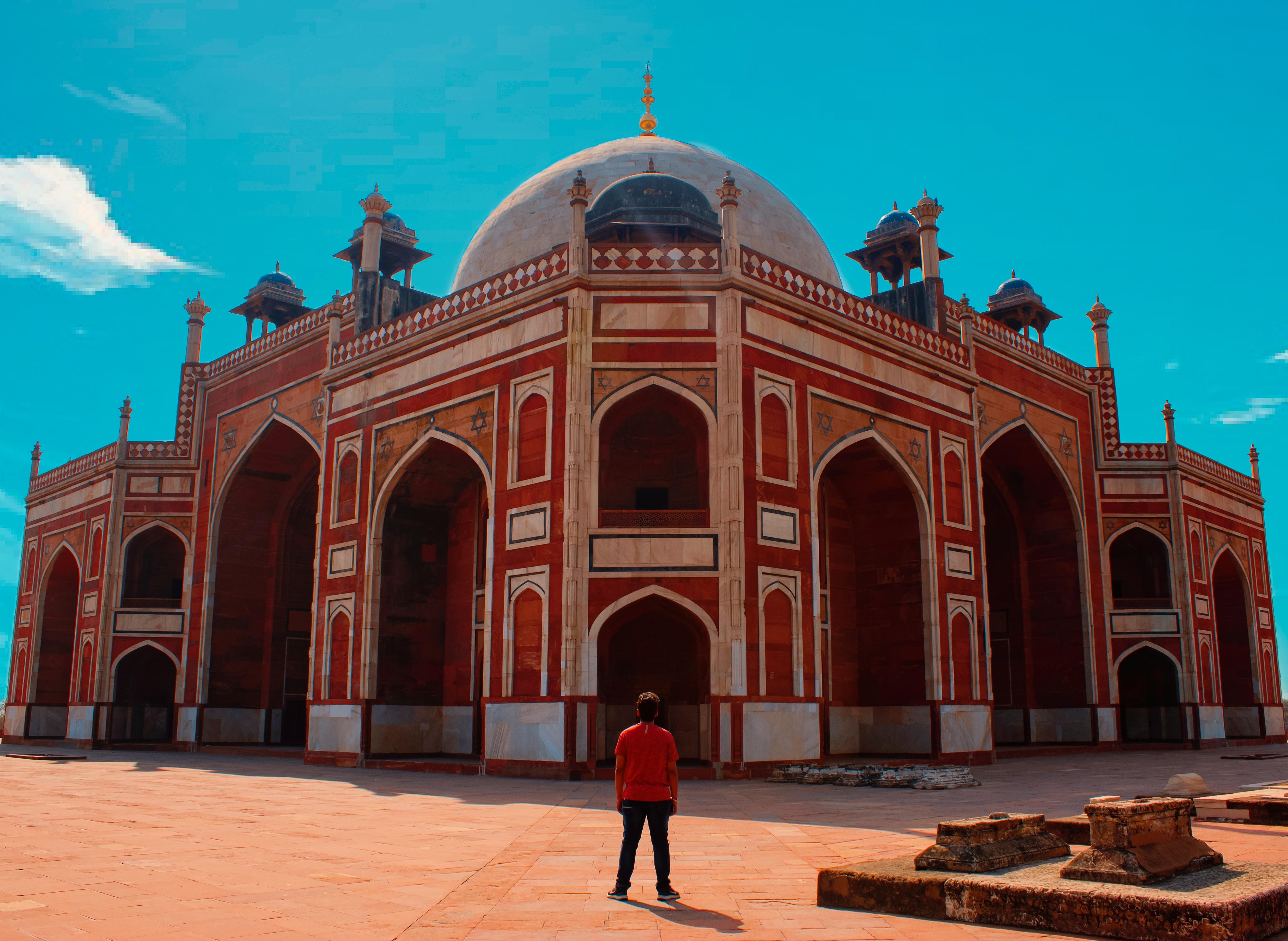 visiter delhi en inde