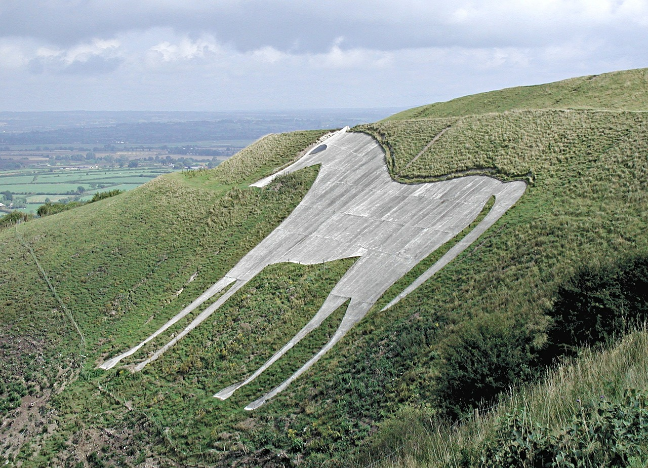 paysage d'Oxfordshire