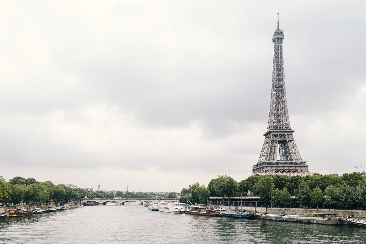 croisière à Paris